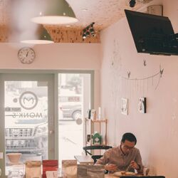 Monk's Coffee Roasters