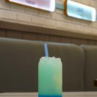 Blue Hawaii Yakult Soda